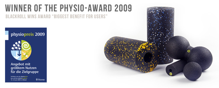 Blackroll physio award 2009